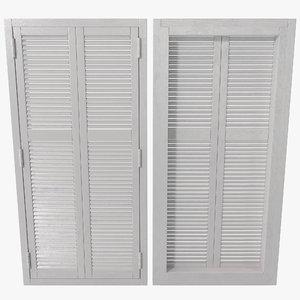window shutter 2 3ds