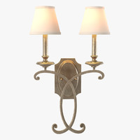 John Richard  AJC-8663 Wall Lamp