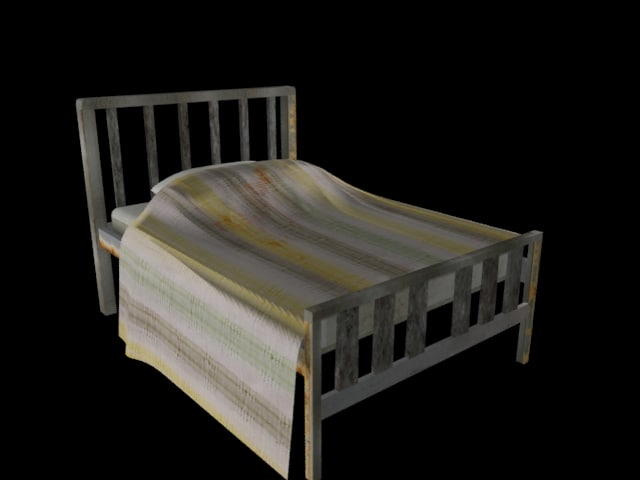 free 3ds mode bed set