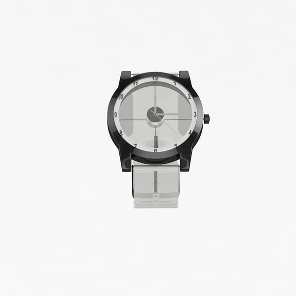 3ds max generic watch