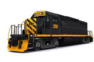 max emd locomotive