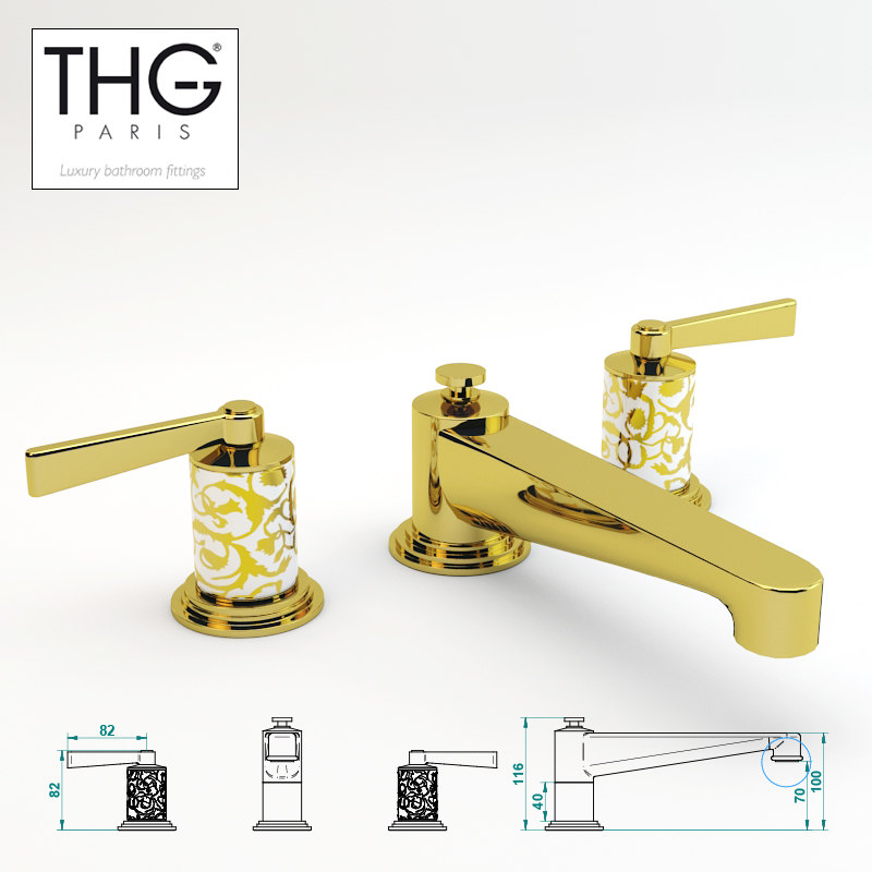 3d model tap froufrou thg