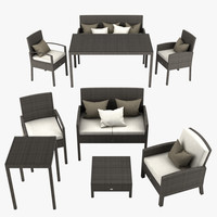 Garden Furniture Set 14