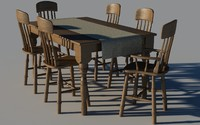 Dining room furniture set2