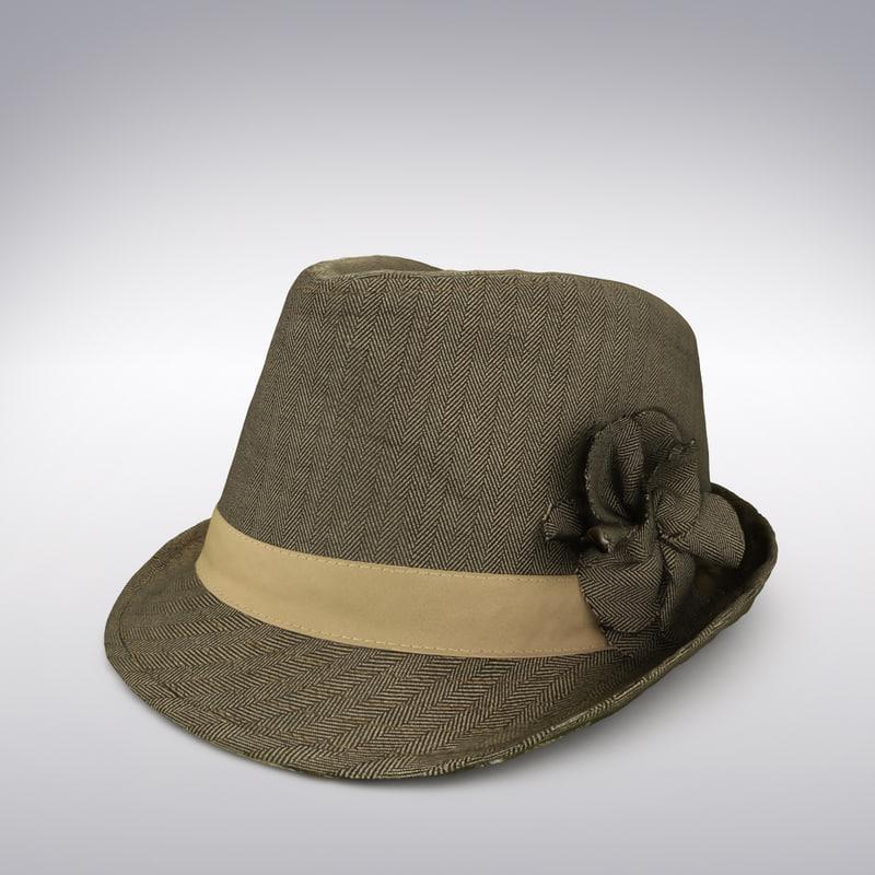 women s fabric hat max