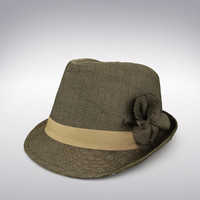 women s fabric hat max