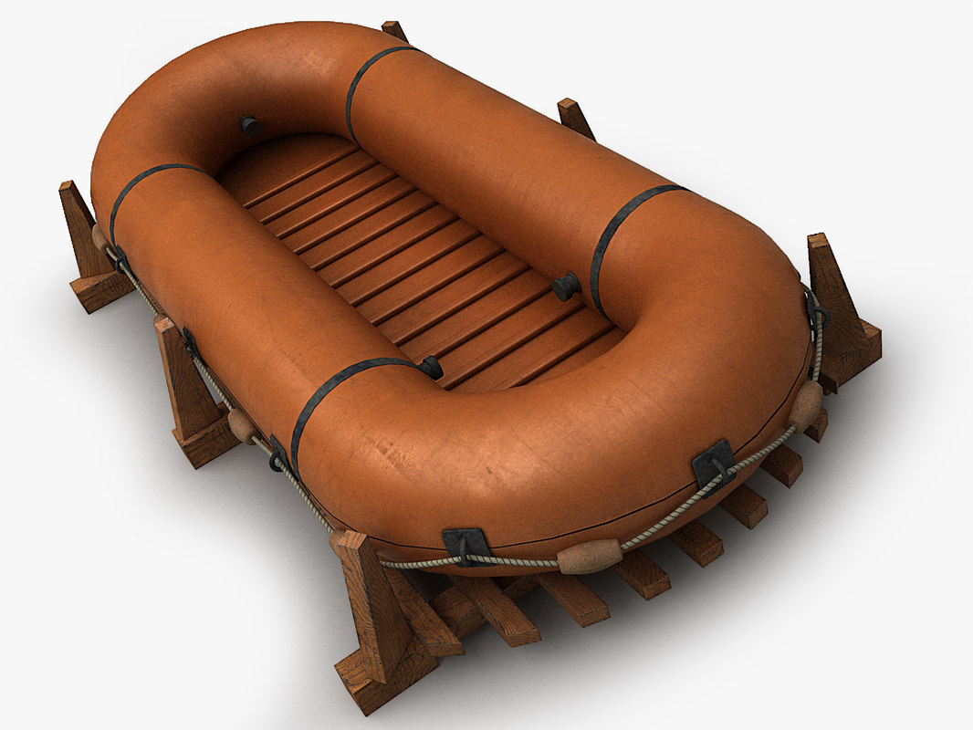 3ds dinghy boat