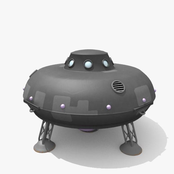 obj ufo flying saucer