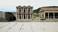 3d model library celsus