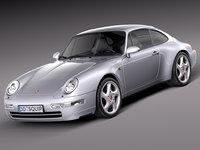 Porsche 911 993 Carrera 1994-1997