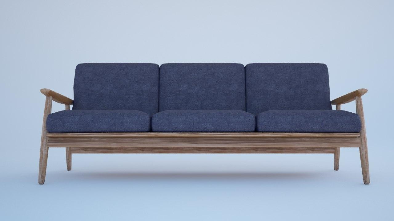 sofa interior 3d max