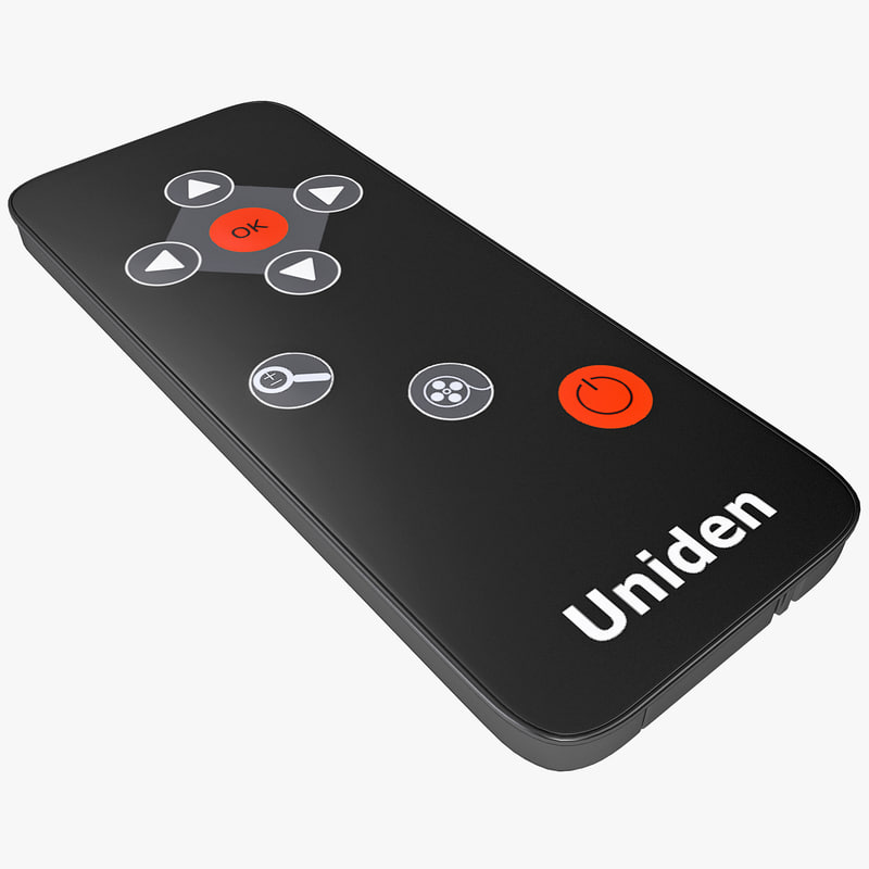 3ds max surveillance remote control