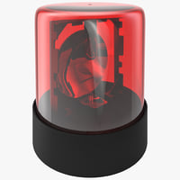 3d warning light 2