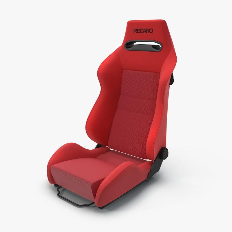 recaro speed seat max