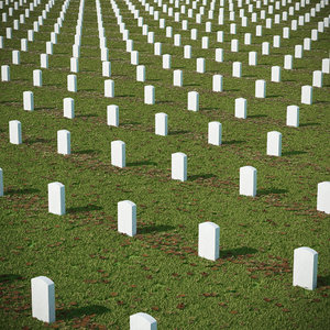 military graveyard max
