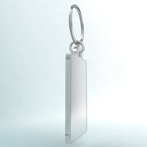 keychain color obj