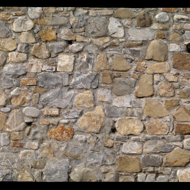 maya stone wall
