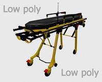 Stretcher - low poly