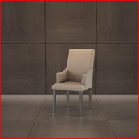 nice chair materials 3d max