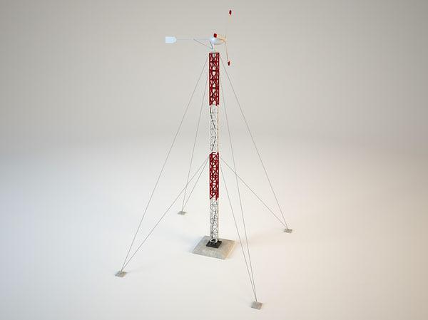 3dsmax wind turbine vane