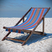 beach sunbed max