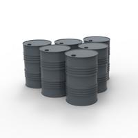 oil barrel max