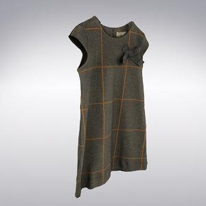 3d dress scanning