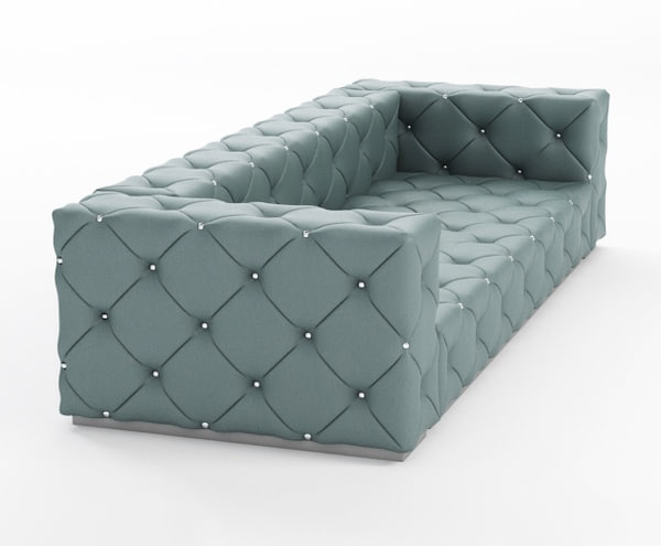max realistic couch
