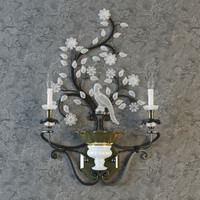 3d sconces banci firenze la