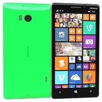 3d nokia lumia 930 green