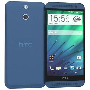 3ds max htc e8 blue