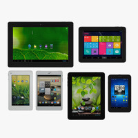 Android PC Tablets Pack#1