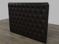 3d chesterfield wall panel