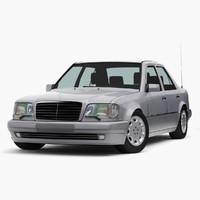Mercedes-Benz E500 W124 E-Class 1993-95
