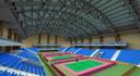 badminton stadium 3D models
