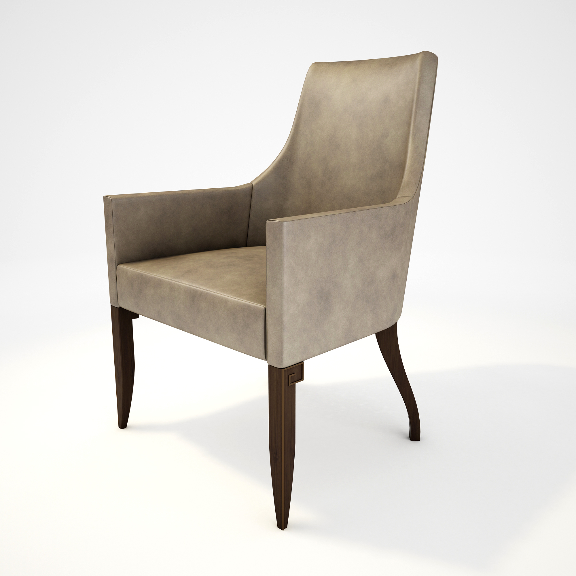 Wondrous Baker Thomas Pheasant Kallisto Dining Chair Evergreenethics Interior Chair Design Evergreenethicsorg