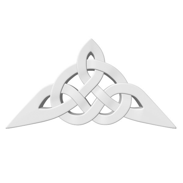 3d celtic knot