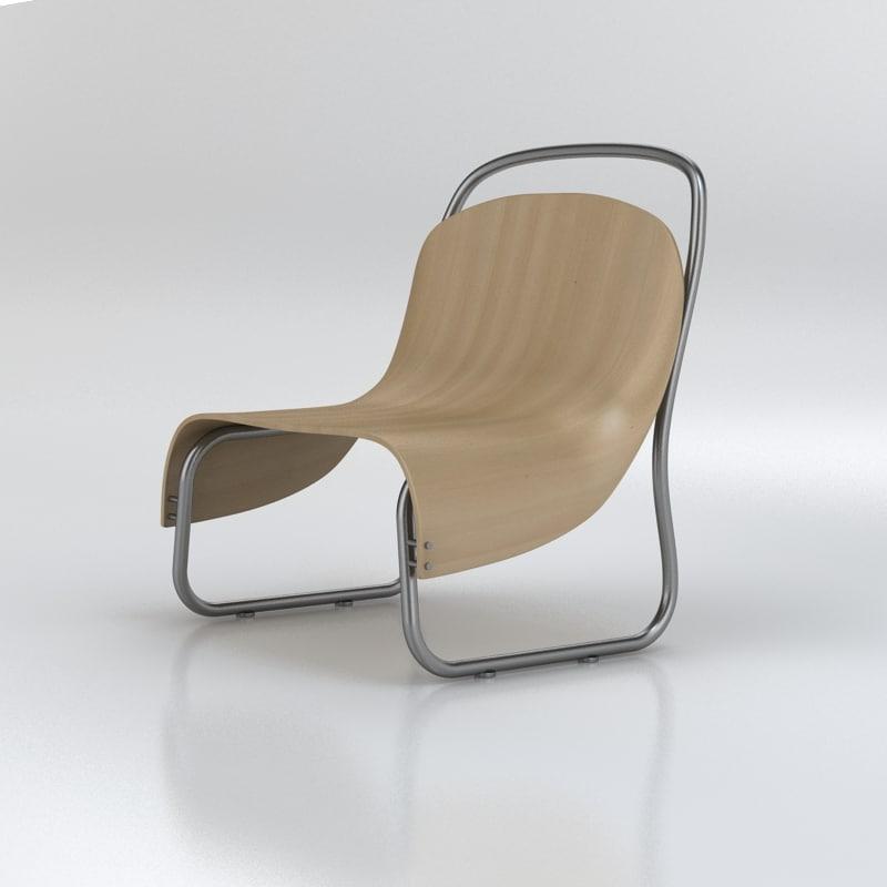 chair der modern max