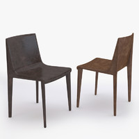 arketipo emily chair 3d max