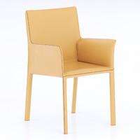 3d frida poltrona chair model