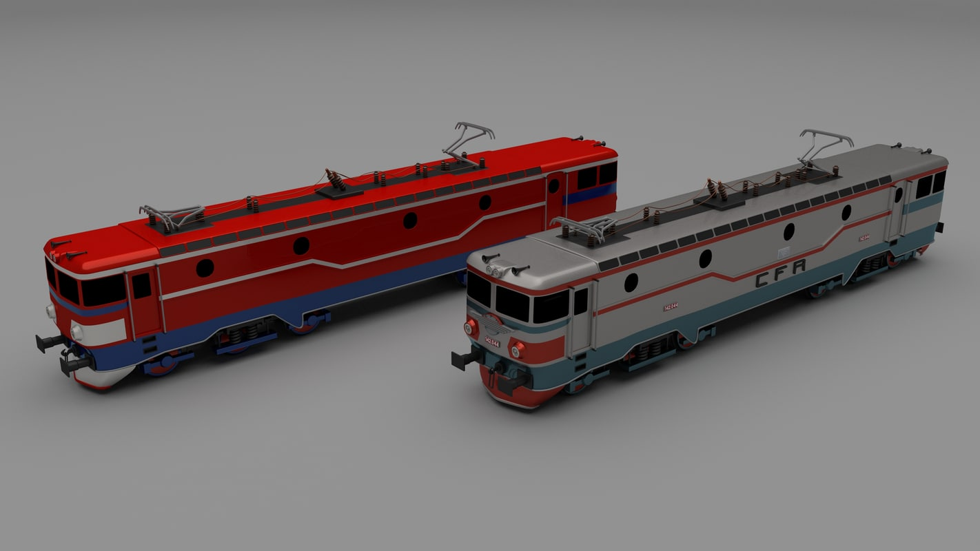 obj locomotives s