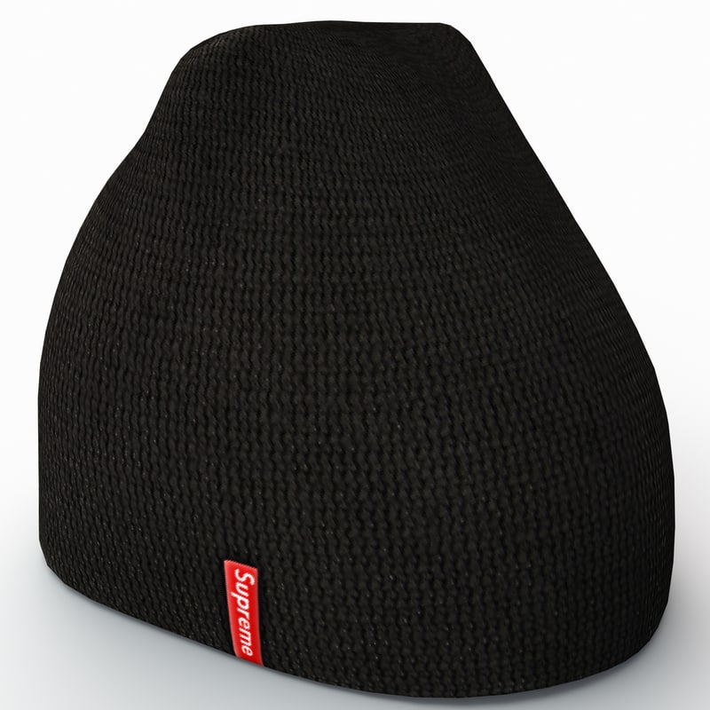3d mens winter hat