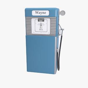 3d cold gas pump