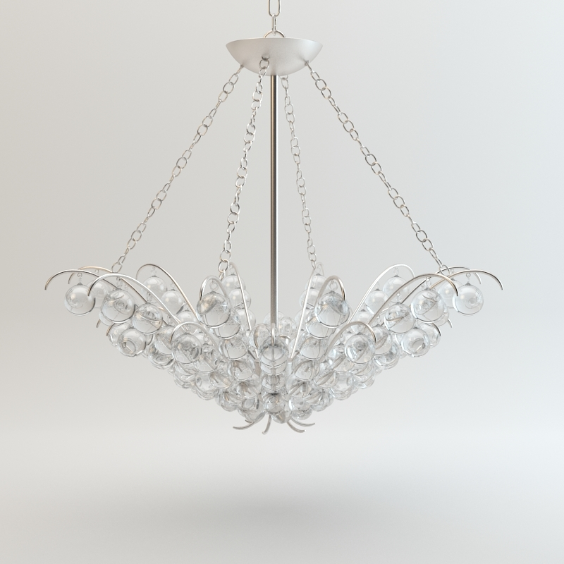 Currey And Company Quantum Chandelier Lighting
