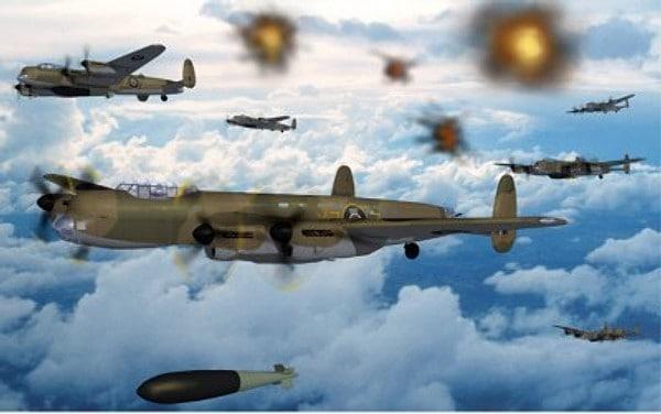 avro lancaster bomber b1 max