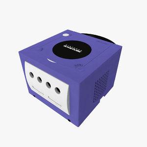 nintendo gamecube 3d 3ds