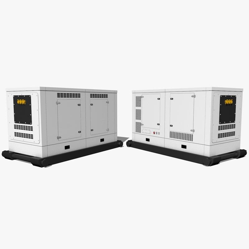 gas generator obj