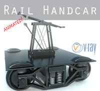 Rail Handcar