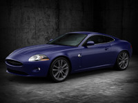 3d xk coupe model