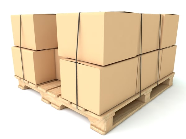 pallet box max